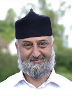 Herbalist Salim Khan